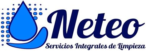 logotipo limpiezas Neteo
